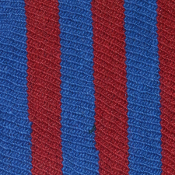 Red and Blue Strip Socks