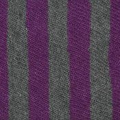 Purple and Grey Strip Socks