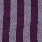 Purple and Lavender Strip Socks