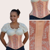 Free Crop Top With Corset Purchase